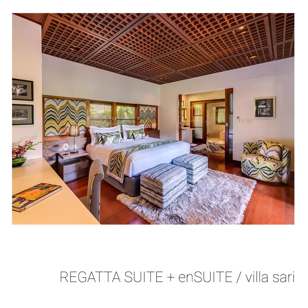Regatta Suite VILLA SARI