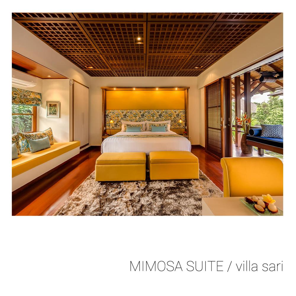 Mimosa Suite VILLA SARI