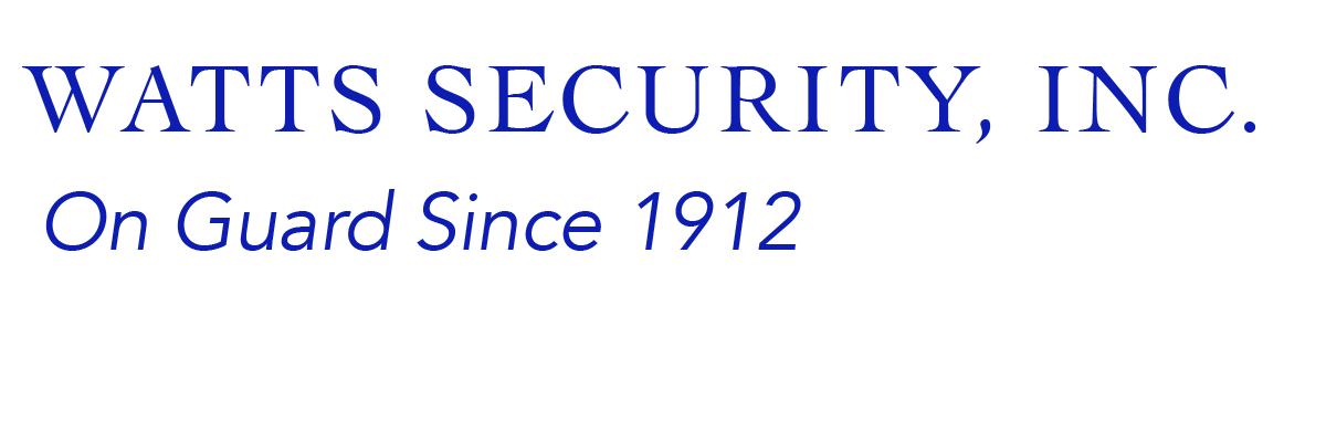 Watts Security, Inc.