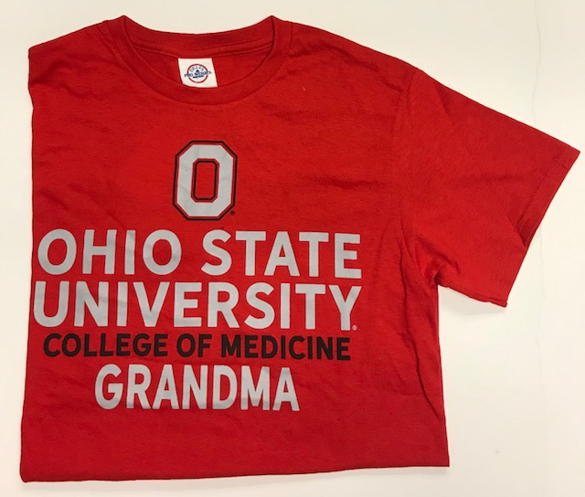 Grandma Tee - Red Price: $15 100% cotton Sizes: S-XXL