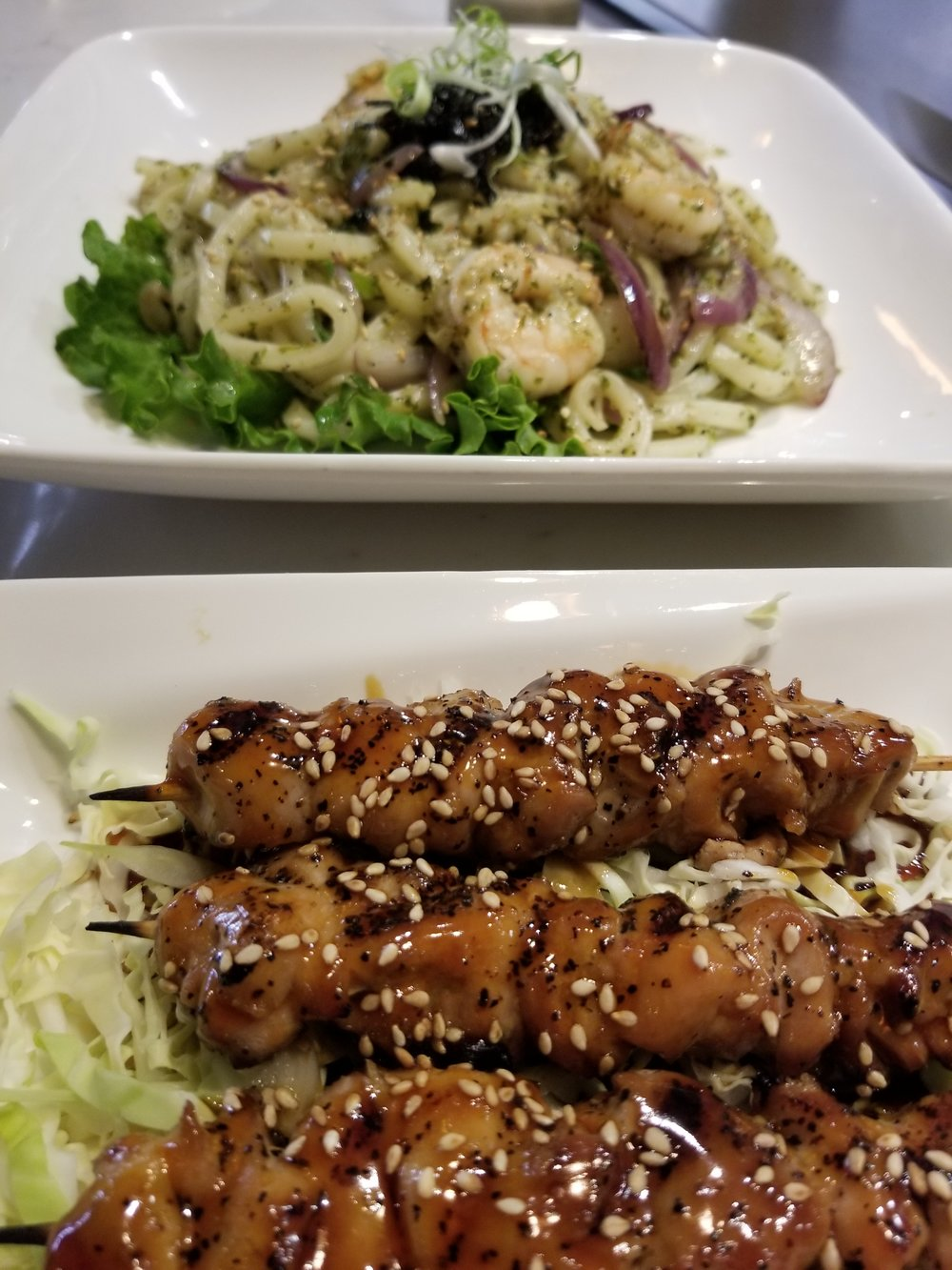 SeafoodUdon_chicken yakitori.jpg