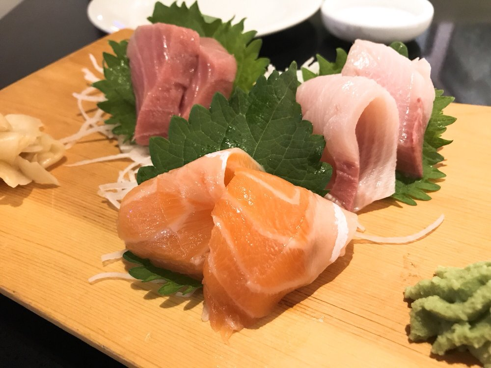 Sakura Bistro Toro Toro Set