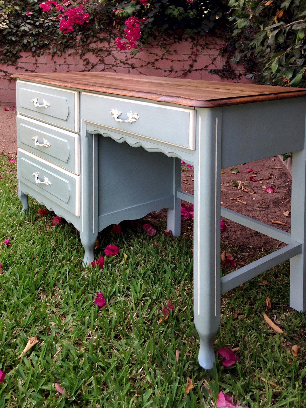 crimson + oak designs | french provincial desk 01.JPG