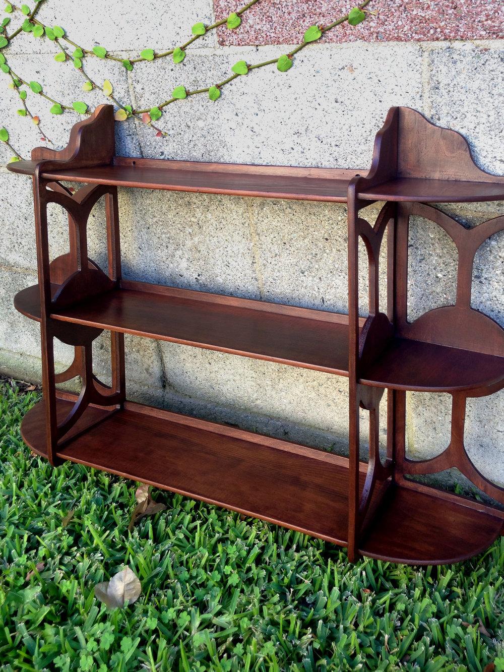 crimson + oak designs | antique wall shelf 01.JPG