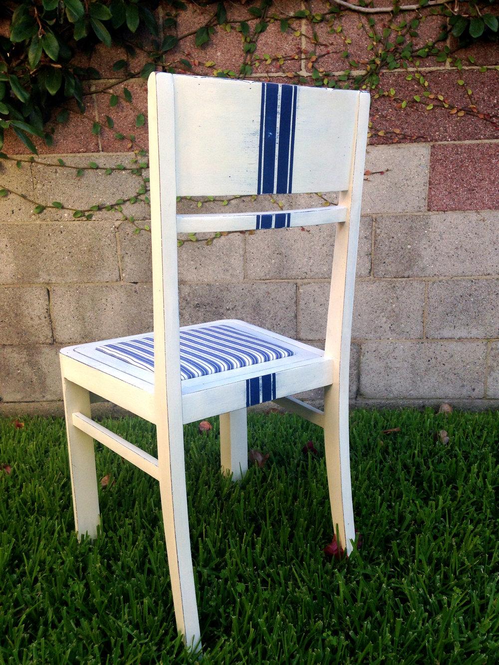 crimson + oak designs | grain sack striped chair 02.JPG