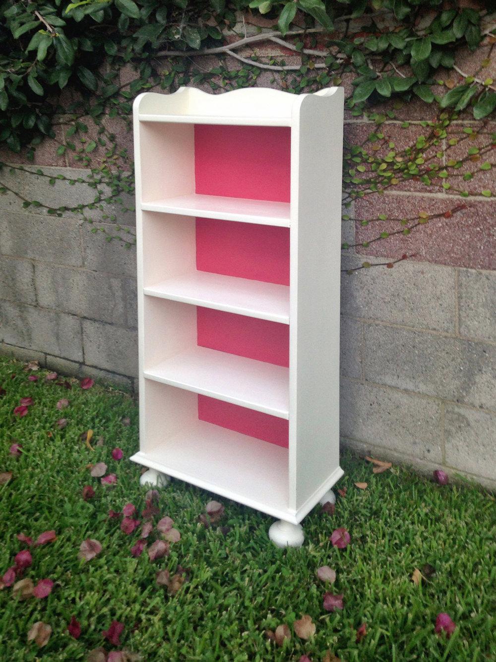 crimson + oak designs | barbie pink bookcase 02.JPG