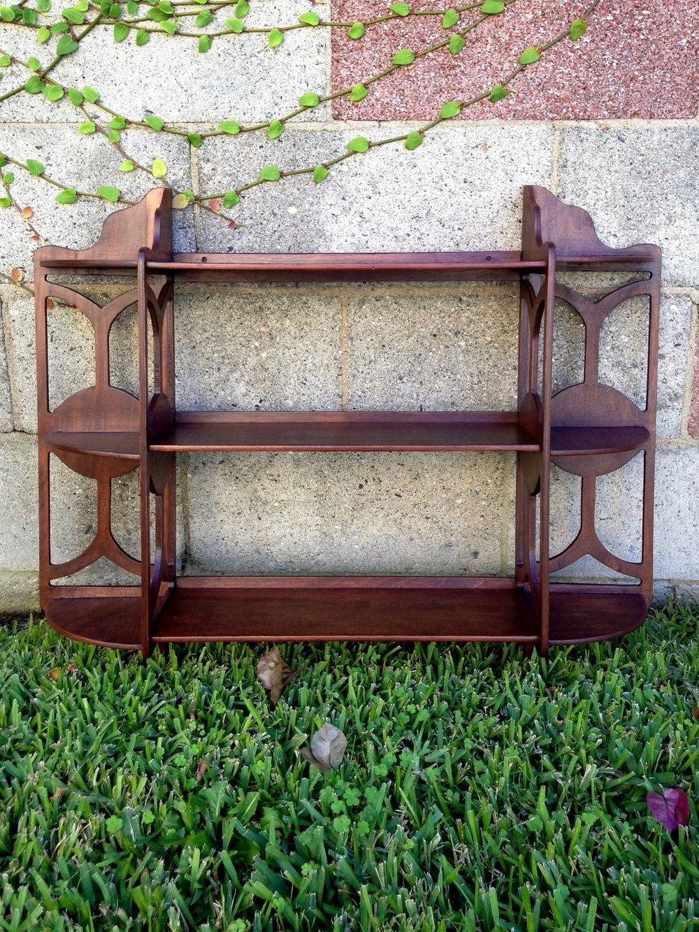 crimson + oak designs | antique wall shelf 02.JPG