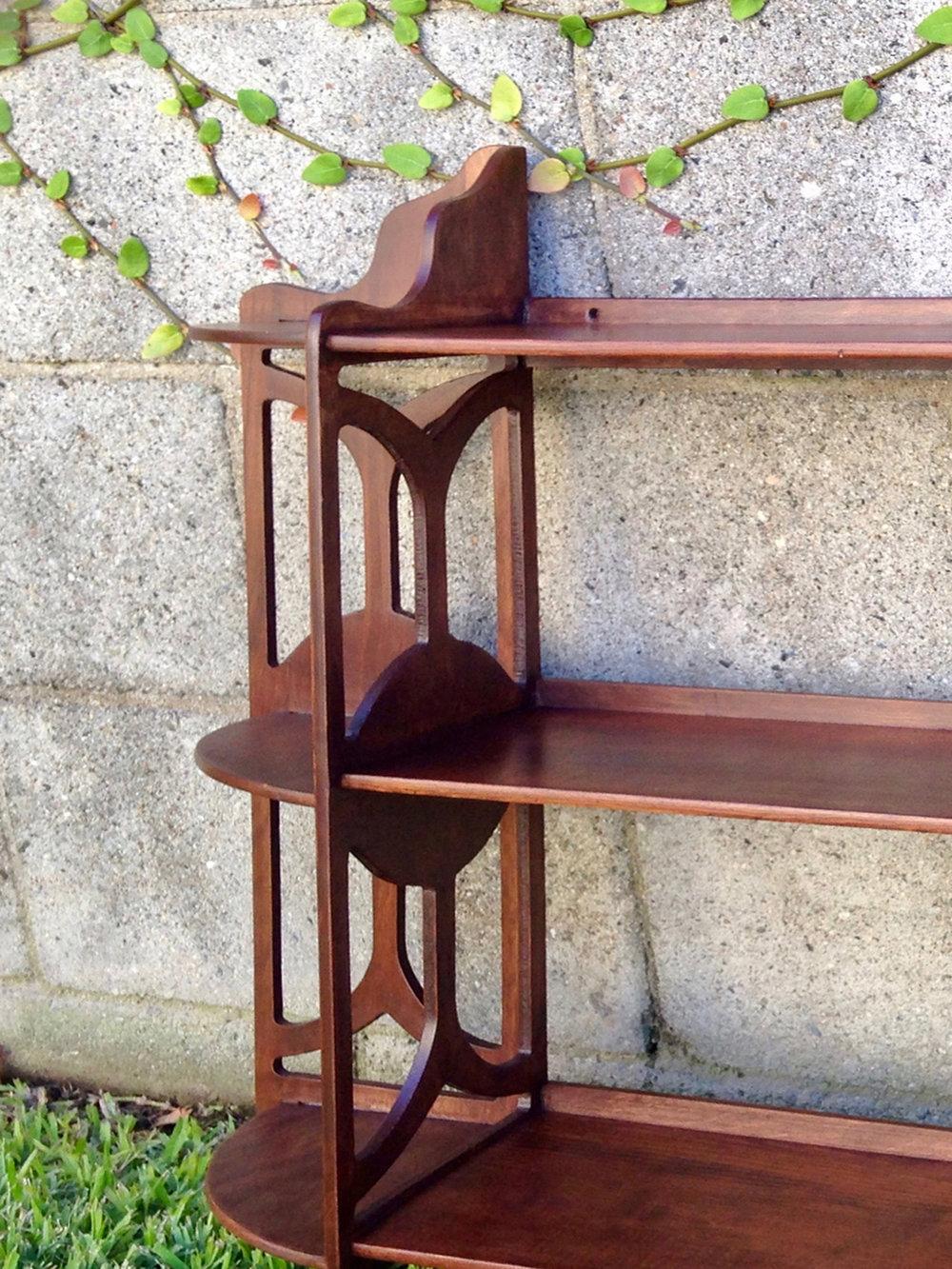 crimson + oak designs | antuque wall shelf 03.JPG