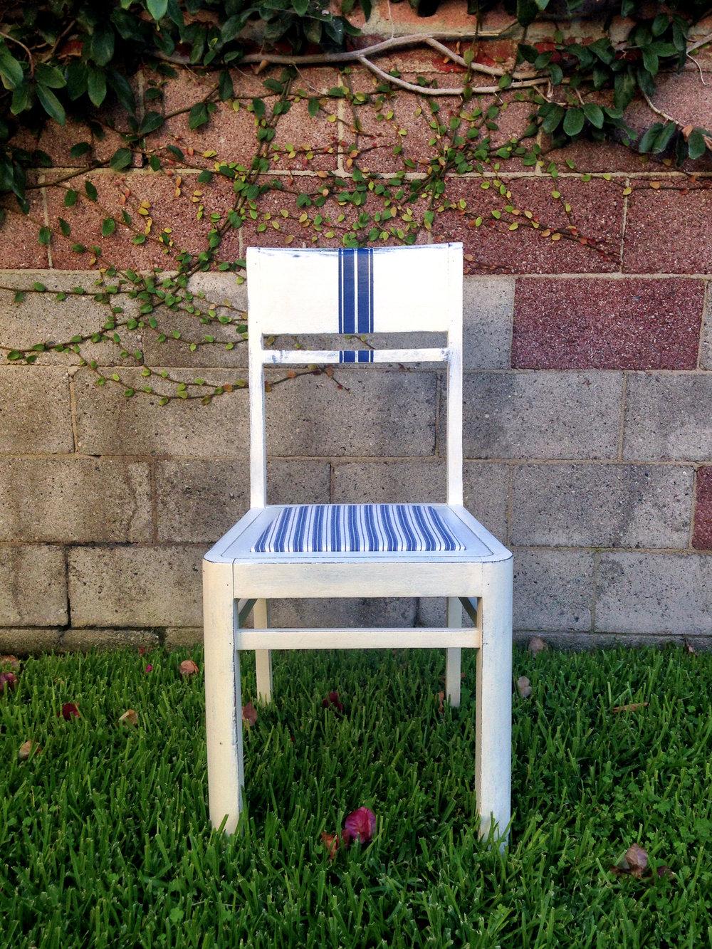 crimson + oak designs | grain sack striped chair 03.JPG