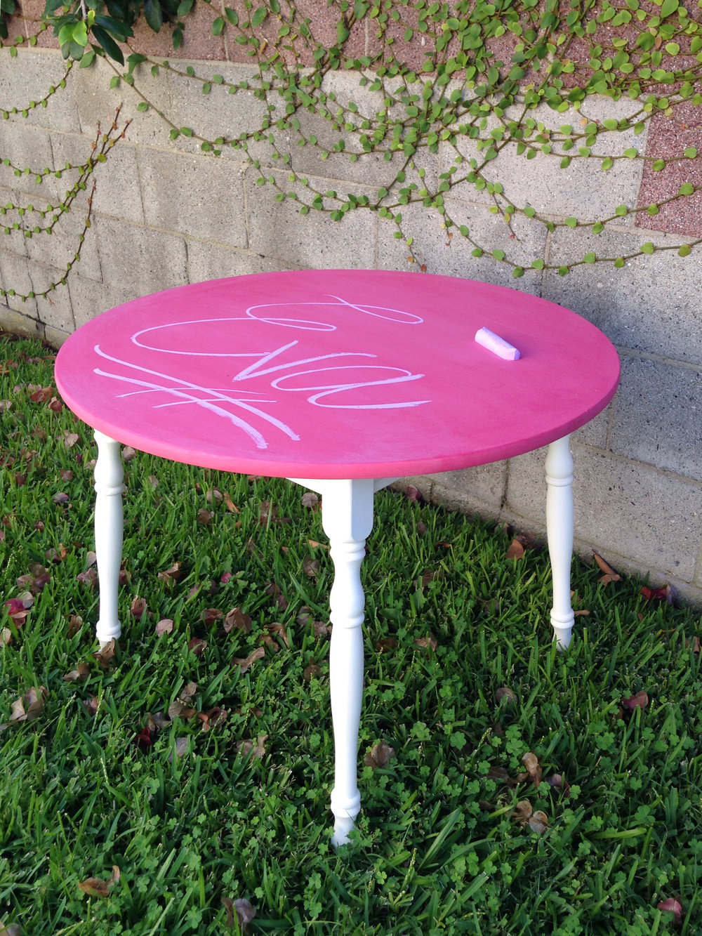 crimson + oak designs | barbie pink table 03.JPG