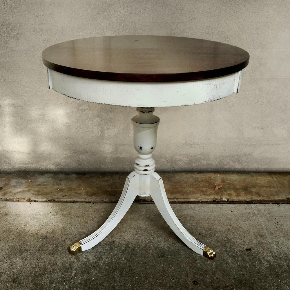 crimson + oak designs | white bedroom set drum table FULL.jpg