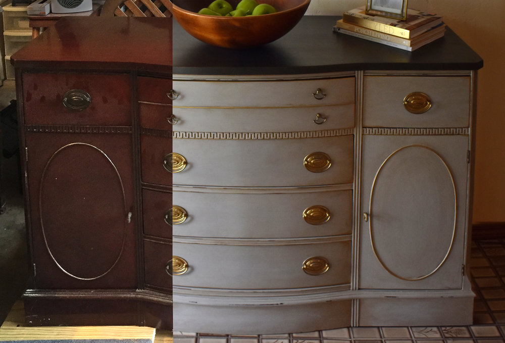crimson + oak designs | mom's buffet BEFORE & AFTER.jpg