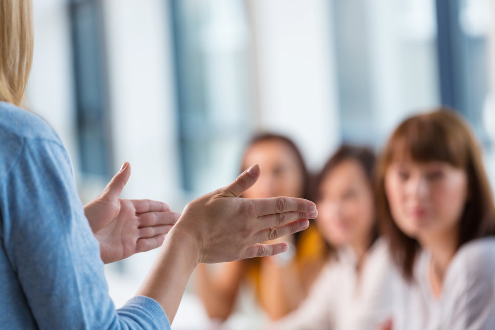 Leadership Support - Enable you to reach your full leadership potential