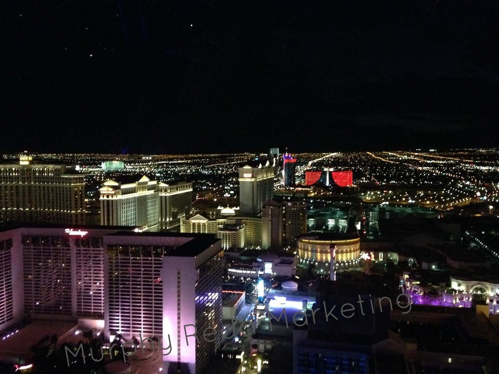 Vegas at Night