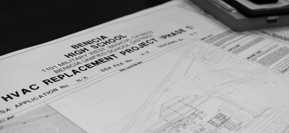 Our full service HVAC construction department offers design, build and engineering services with many of our projects designed in house.