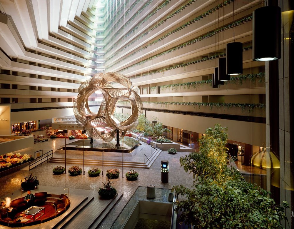Grand Hyatt - San Francisco, CA: