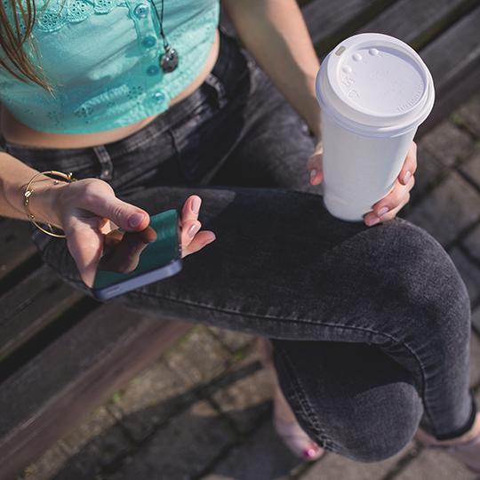 I drink coffee - a 4 minute survey