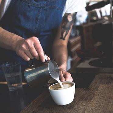 I serve coffee - a 6 minute survey