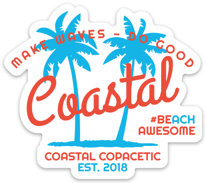 Shop at Coastal Copacetic Profits Donated to: Castaways Against Cancer - USE CODE: CASTAWAYS