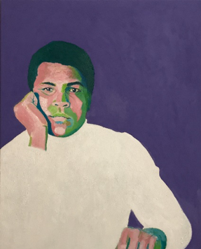 Boxer Muhammad Ali - Street Soccer USA$24,000
