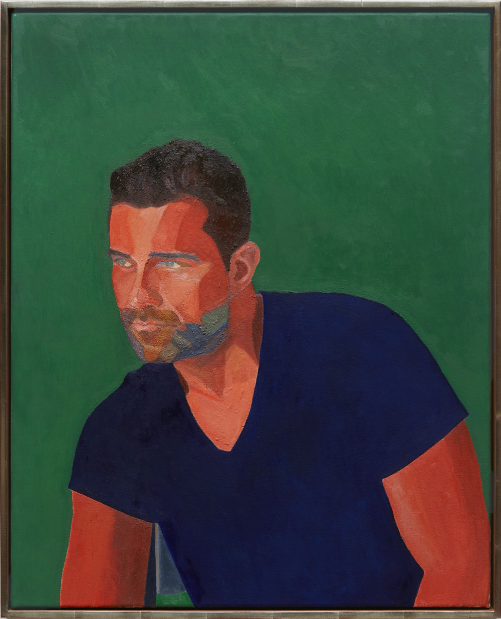 Rubin Singer - oil on canvas, 30 x 24