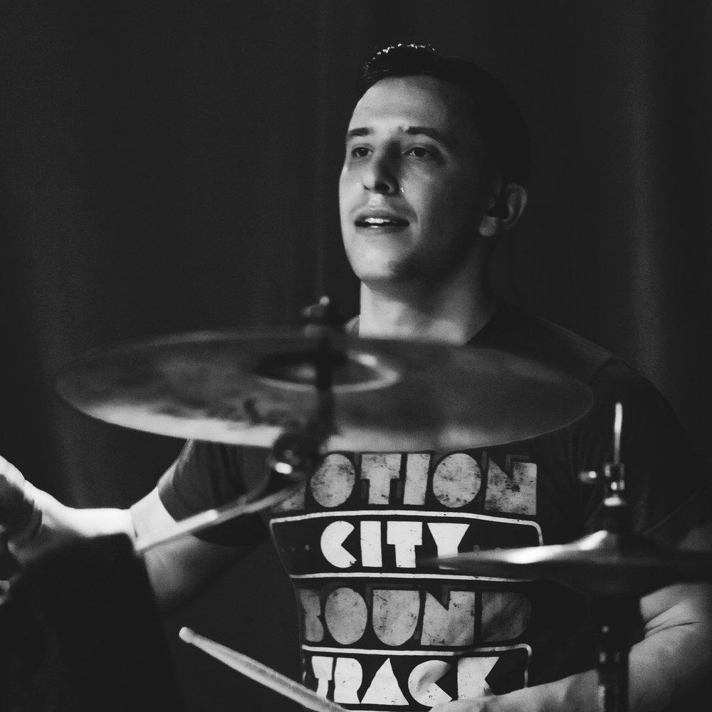 Jonah Kazman - Drums