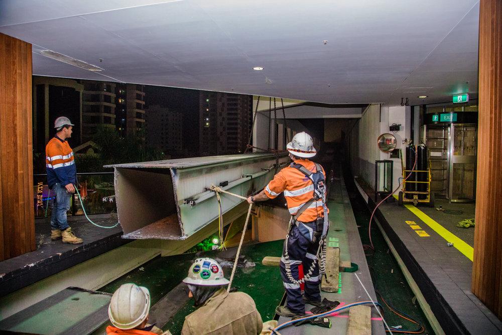 Lifting Matters Gold Coast Incident