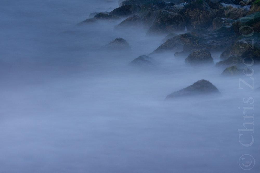 """""""Blue Mist II"""", 2014"""