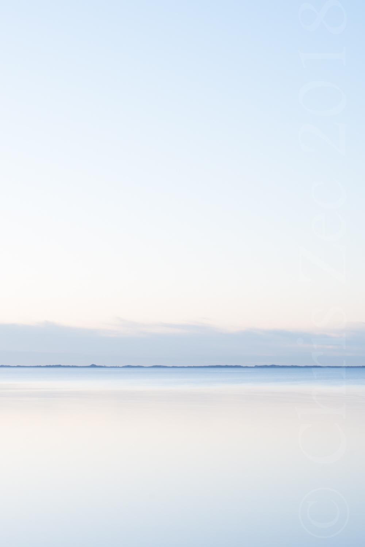 """Horizon in White"", 2014"
