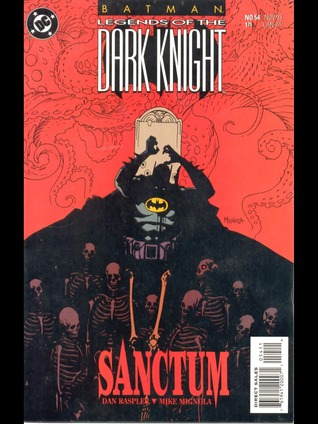 Legends of the Dark Knight #54