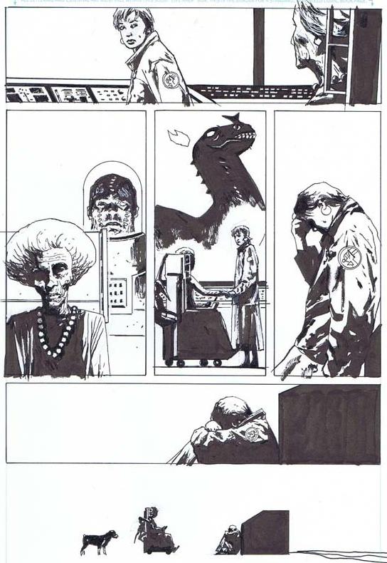 B.P.R.D. (DARK HORSE), ISSUE 143, PAGE 16