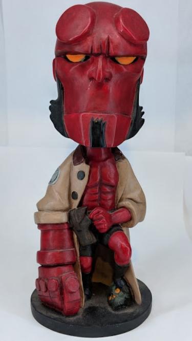 Polystone Nodder Head by Hourglass Studios