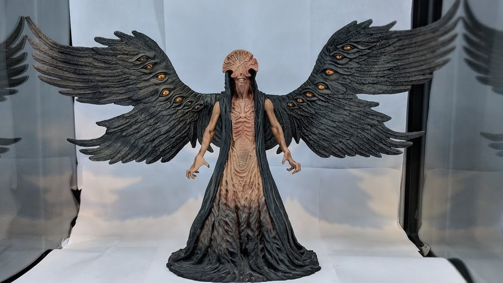 Angel of Death Action Figure by Mezco