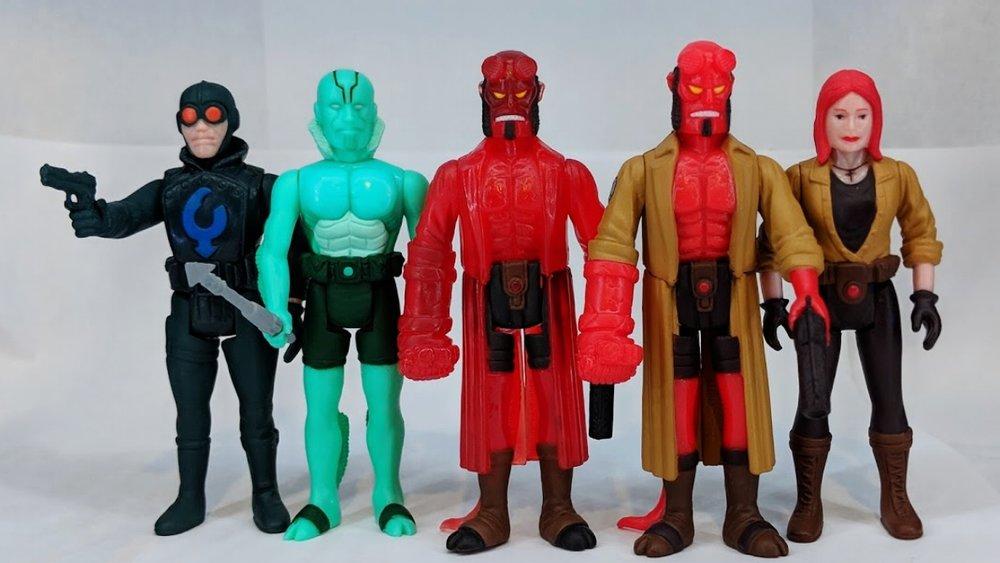 Hellboy Reaction Figures Series 1