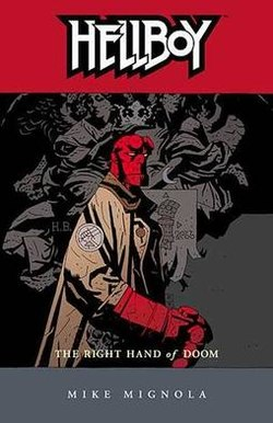 Words and Art:  Mike Mignola   Color:  Dave Stewart