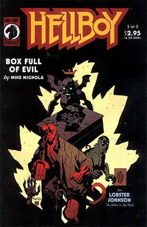 Words and Art:  Mike Mignola   Color:  Dave Stewart   Pencil :   Matt Smith   Ink :   Ryan Sook