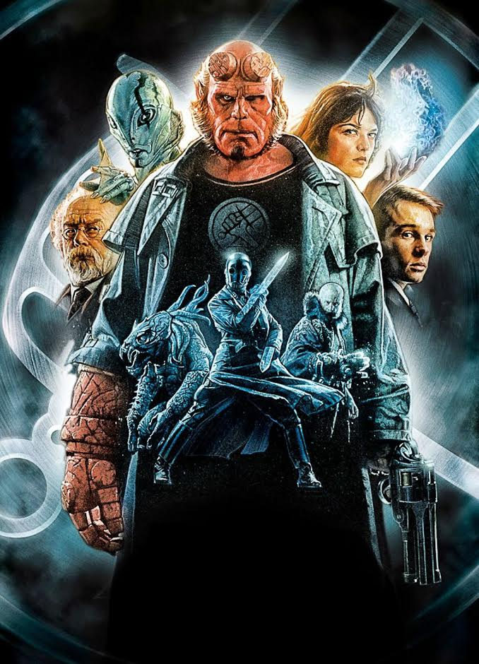 This movie deserved a poster from  Drew Struzan
