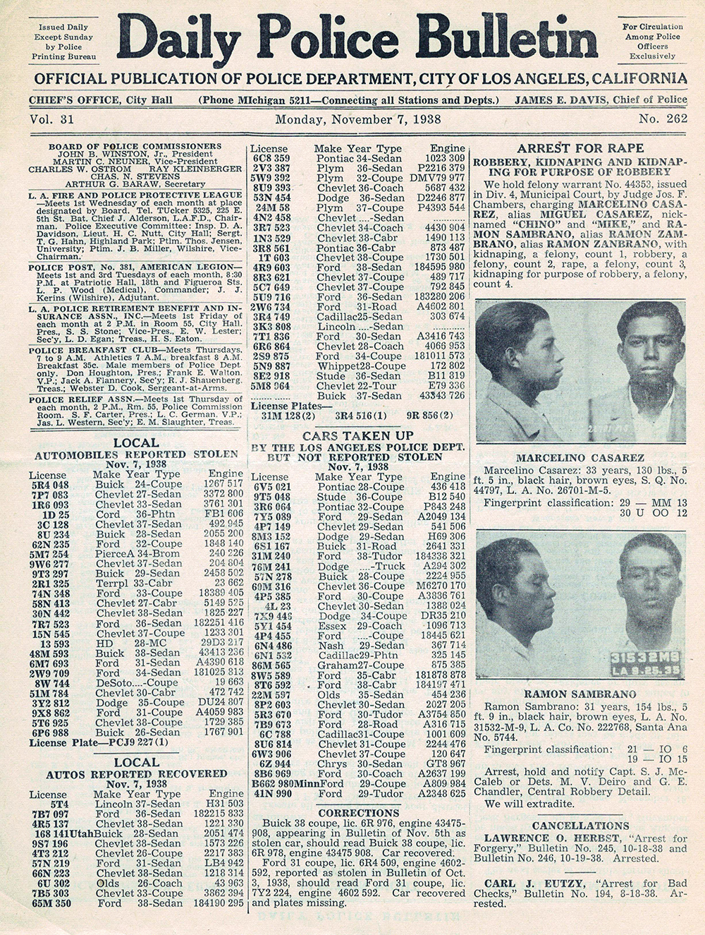 Police Bulletin November 9, 1938.jpg
