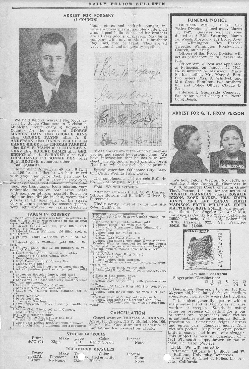 p2 Police Bulletin March 13, 1942.jpg