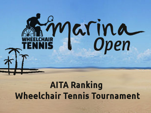 Stage is set for Wheelchair Tennis Tournament