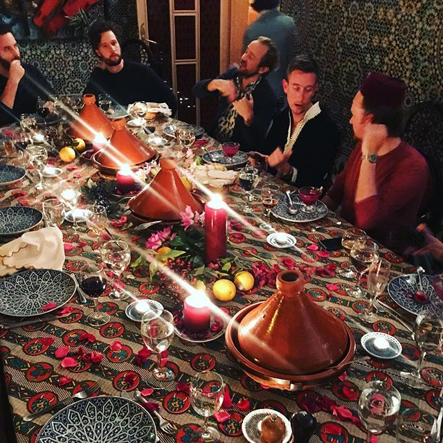 Tagine dreams. #aboutlastnight #boyswillbeboys #beards