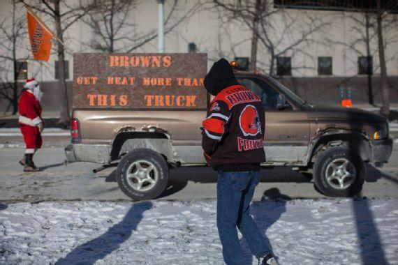 Poor Browns