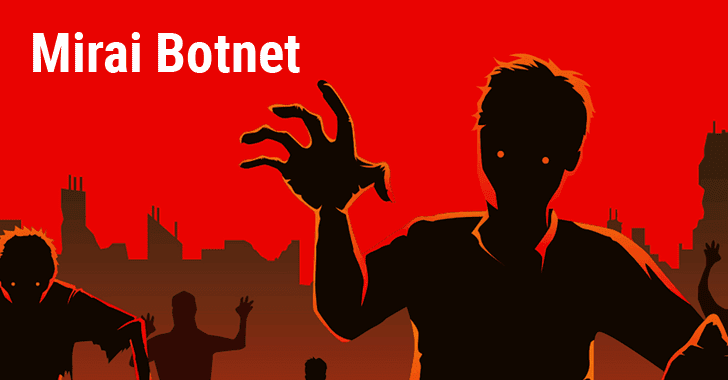After the Mirai botnet source code was leaked online, dozens of copycat botnets have appeared