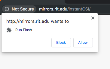 Sometimes multiple clicks were required so users would have to really want to enable it