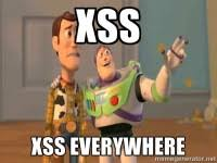 XSS everywhere