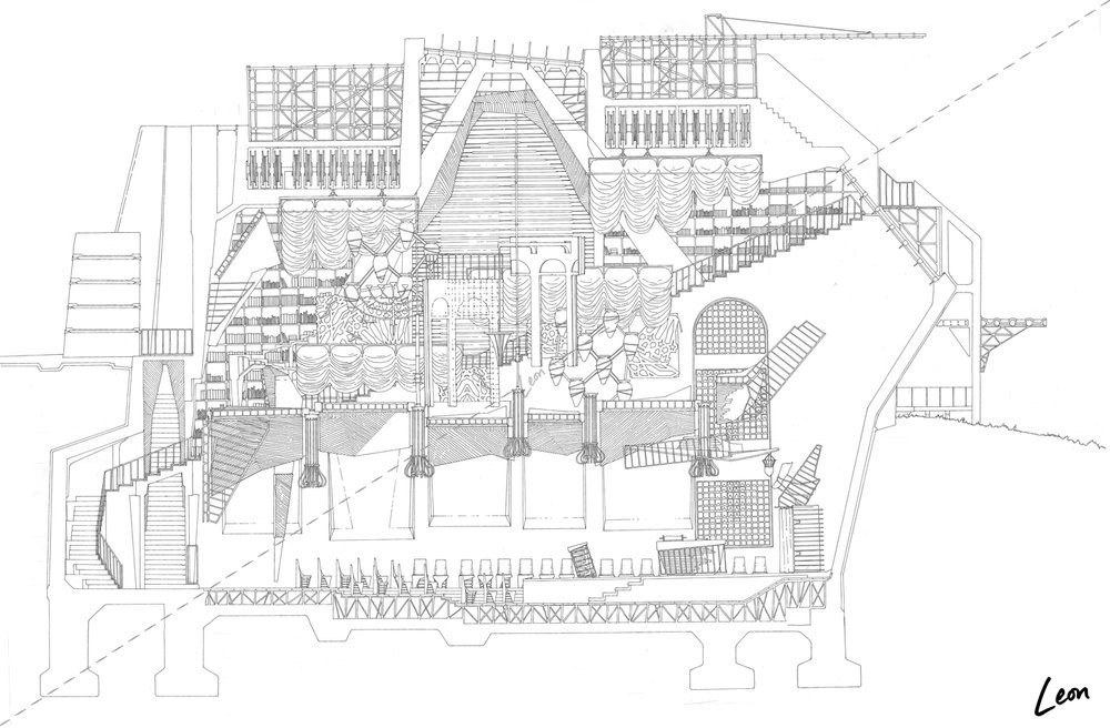 Design for a London Shul