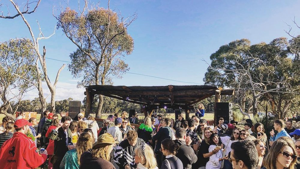 Nong Sound at Feel Day in Nagambie