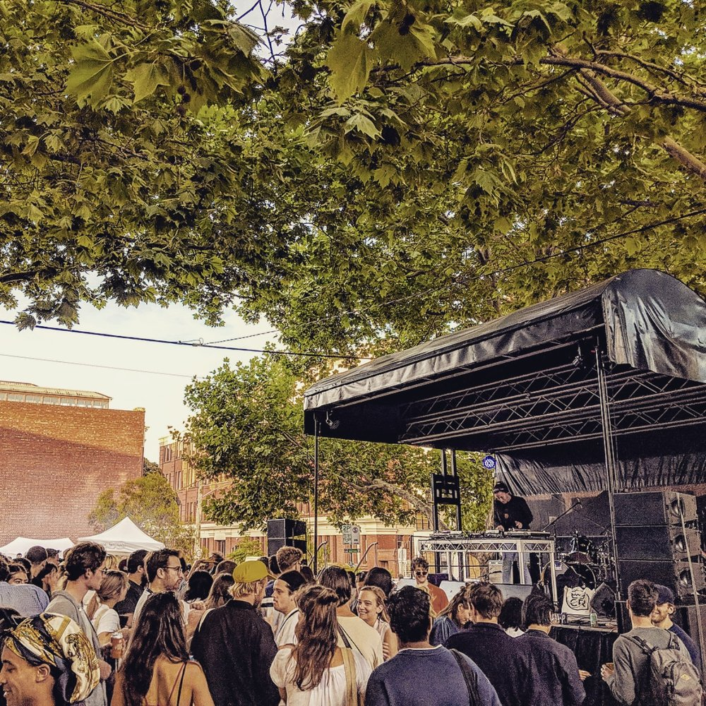 Nong Sound at Peel Street festival