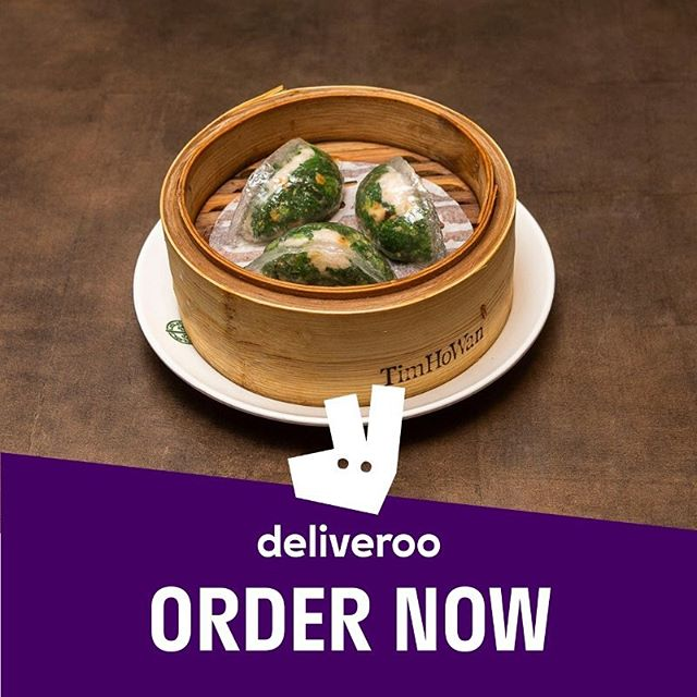 Hey Everyone,we are now partners with DELIVEROO 🎉🎉craving for delicious dim sum ?Deliveroo will brings you our delicious dumplings to you 😊👍