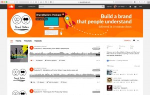 How to use podcasting to build a brand with content marketing